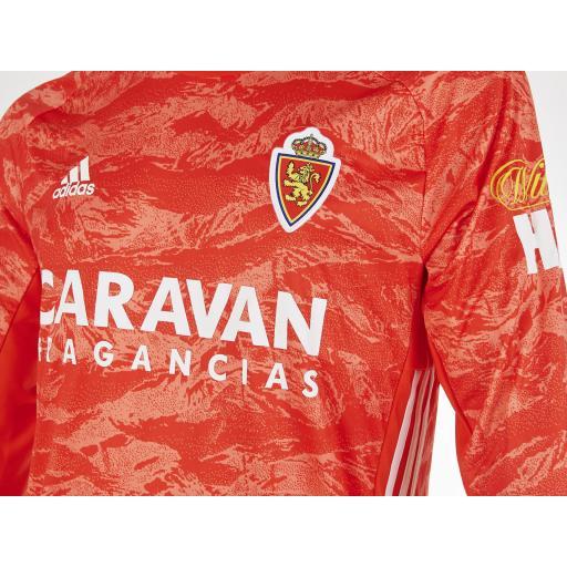 Camiseta portero coral 2019-2020 [1]