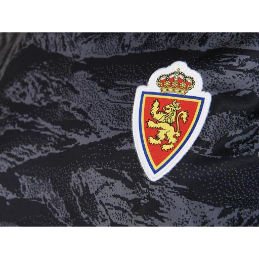 Camiseta infantil portero negra 2019-2020 [1]