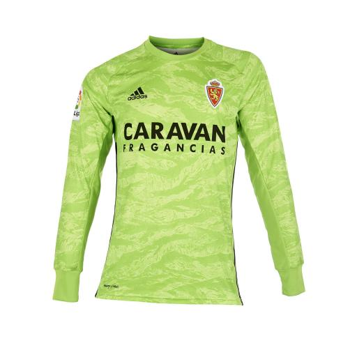 Camiseta portero verde 2019-2020