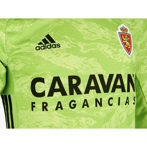 Camiseta infantil portero verde 2019-2020 [1]