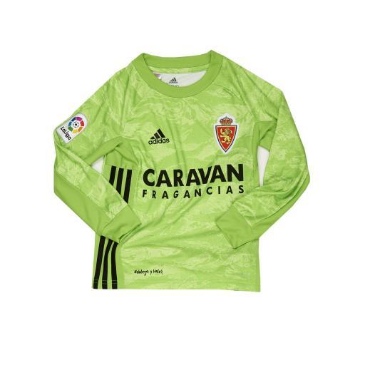 Camiseta infantil portero verde 2019-2020