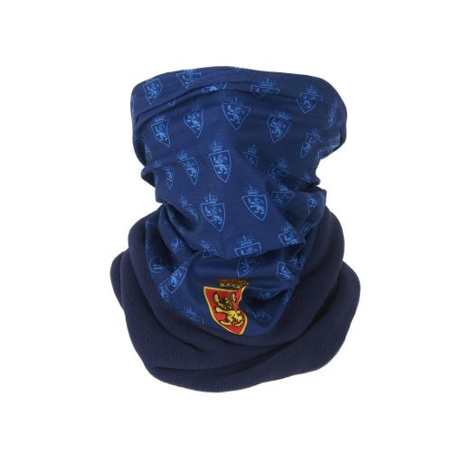 Braga polar azul BUFF. Adulto