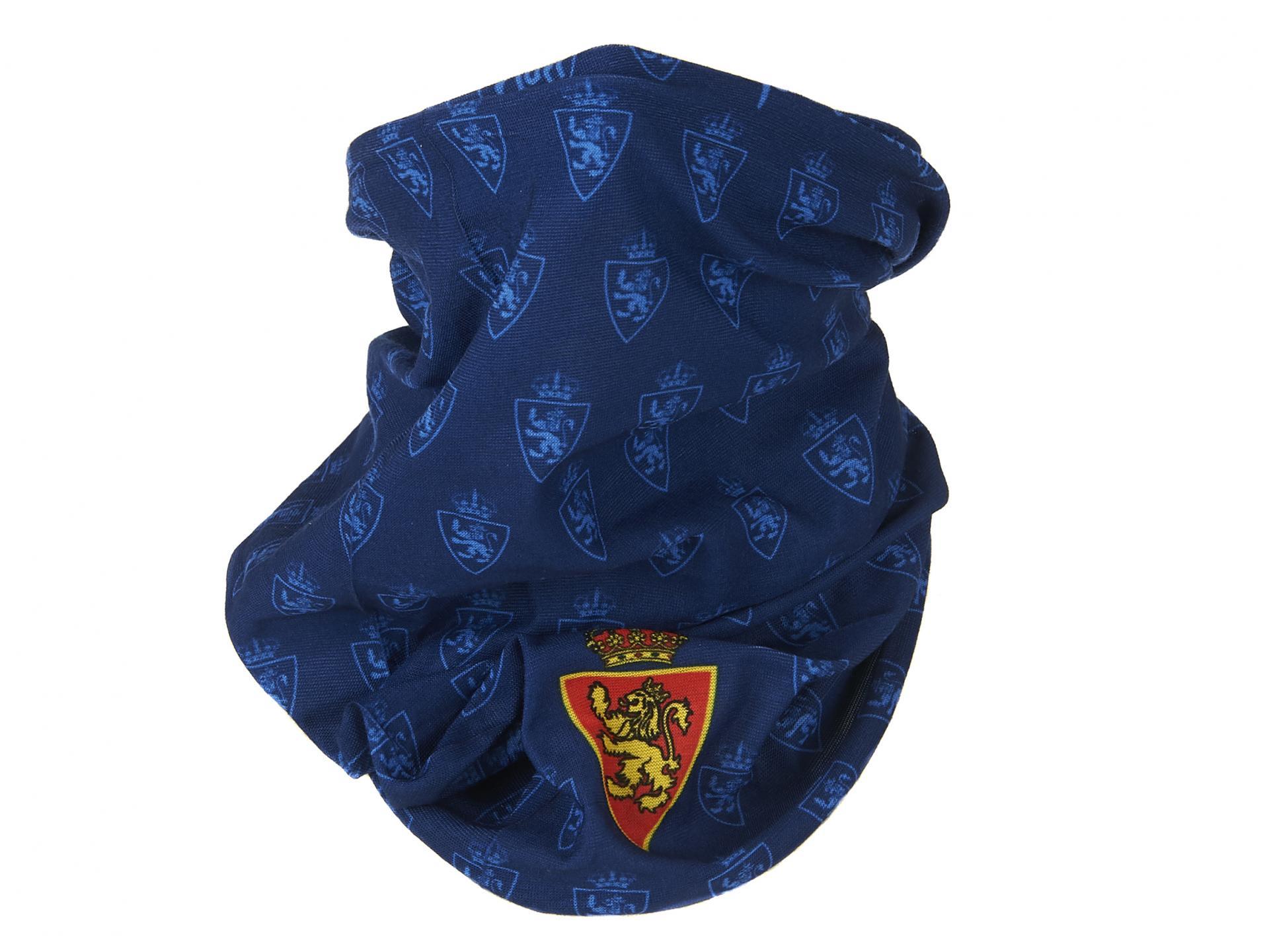 Braga cuello azul BUFF junior
