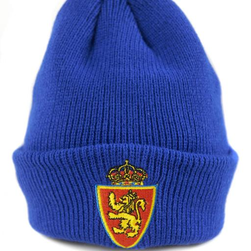 Gorro escudo color adulto