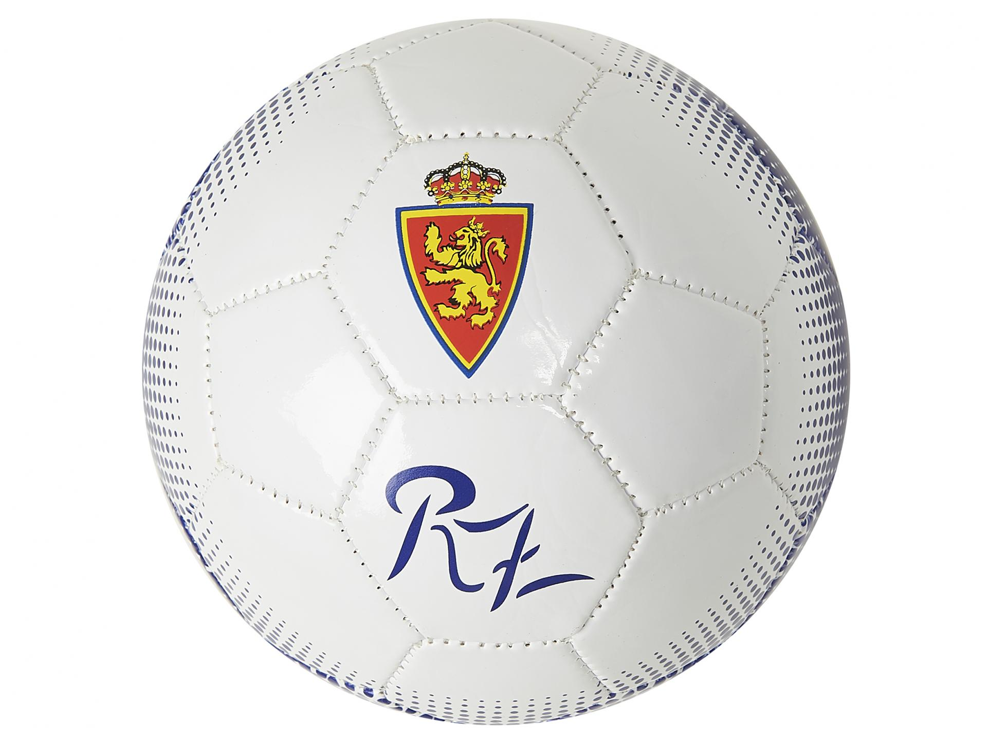 Mini balón Real Zaragoza