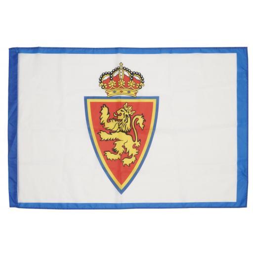 Bandera oficial Real Zaragoza (Pequeña)