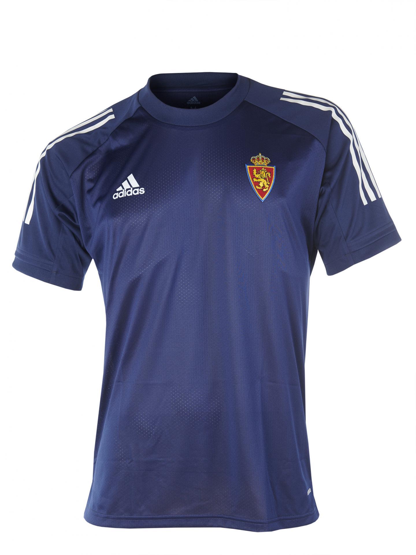 Camiseta infantil entreno jugador 2020-2021