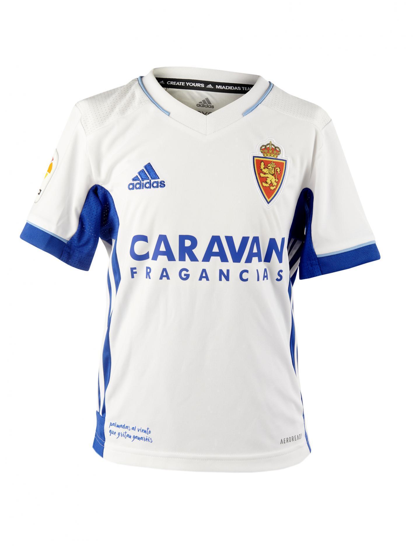 Camiseta infantil primera equipación 2020-2021