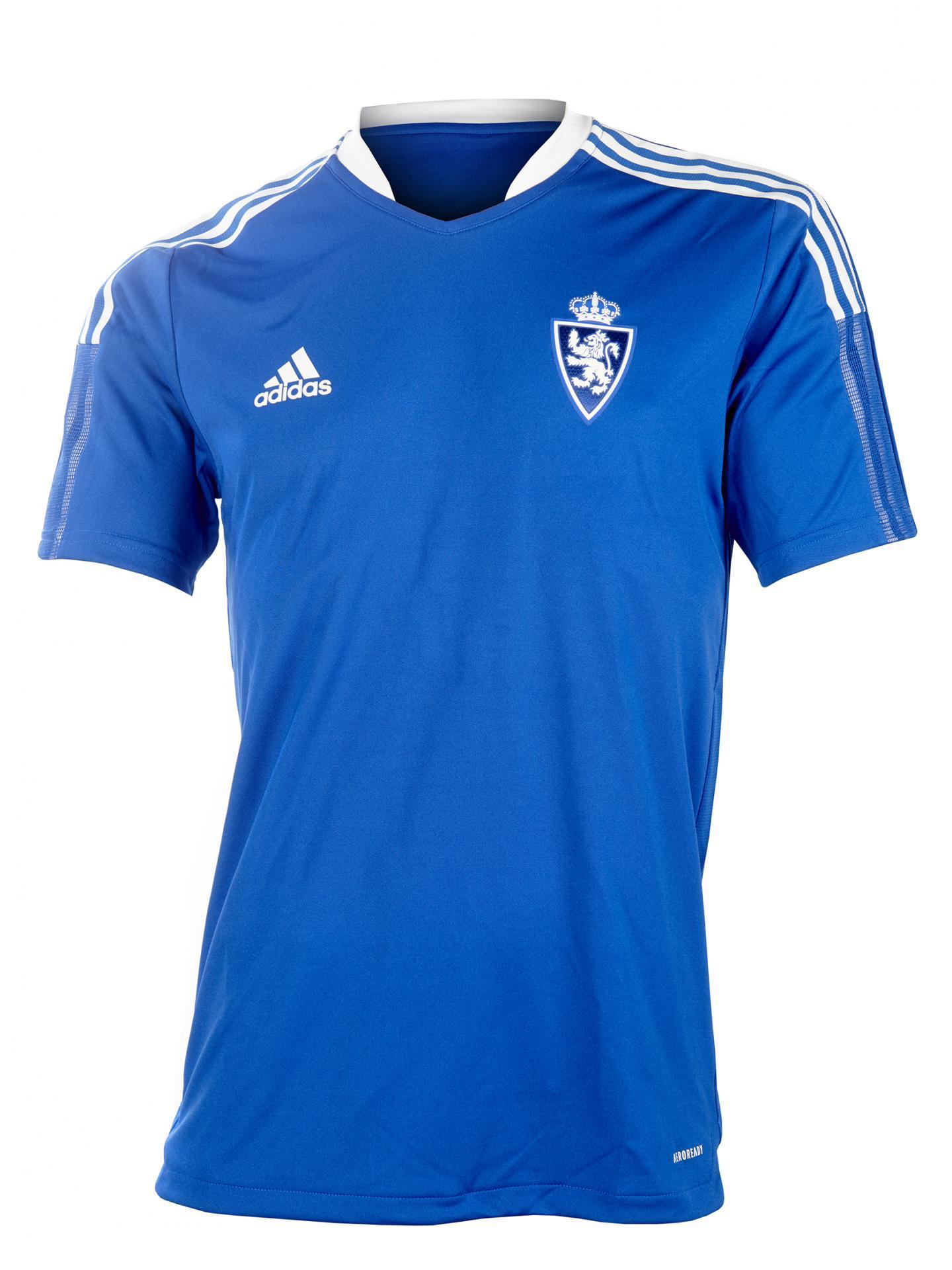 Camiseta entreno jugador 2021-2022