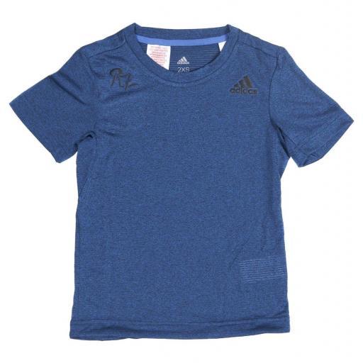 Camiseta técnica infantil  [0]