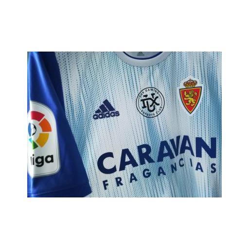 Camiseta de juego Real Zaragoza Dux Gaming 2019-2020