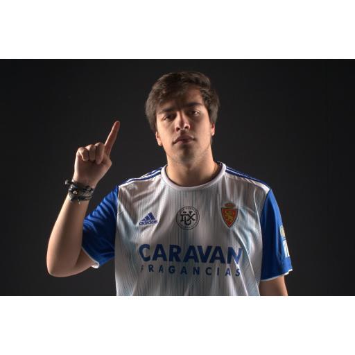 Camiseta de juego Real Zaragoza Dux Gaming 2019-2020 [2]