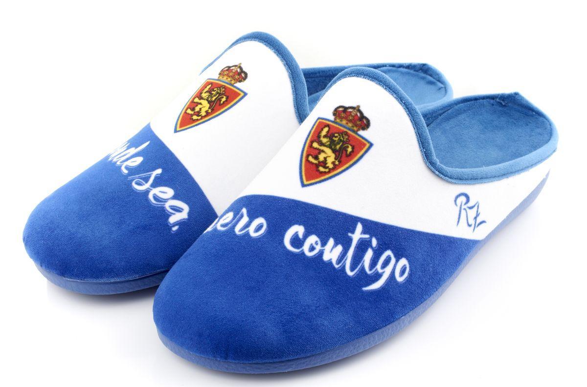 Zapatillas casa adulto Real Zaragoza
