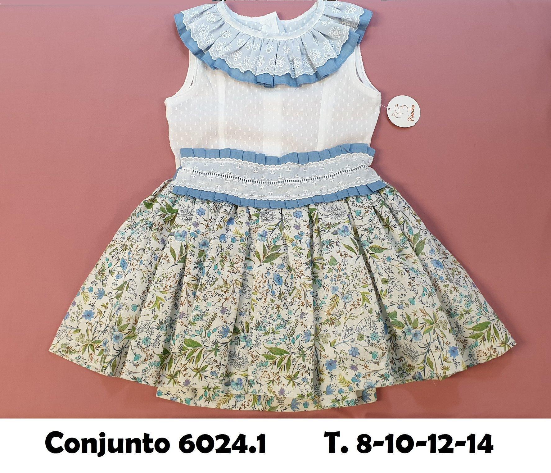 Conjunto falda