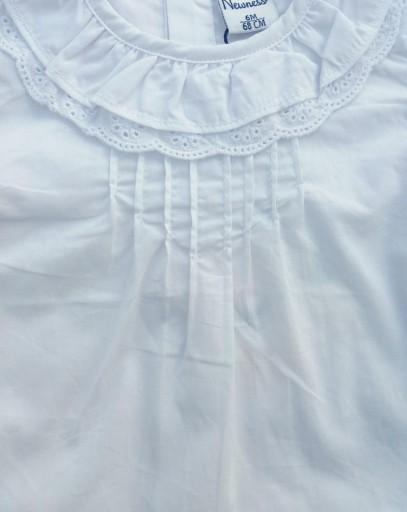 Camisa de bebé cuello doble [1]