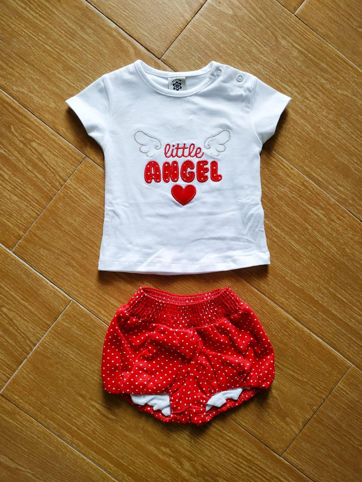 Conjunto ángel