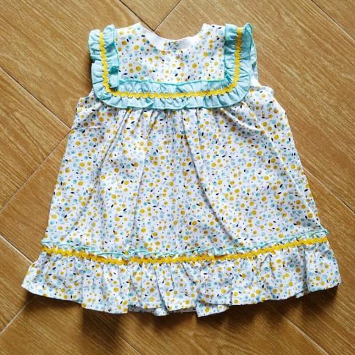 Vestido limones