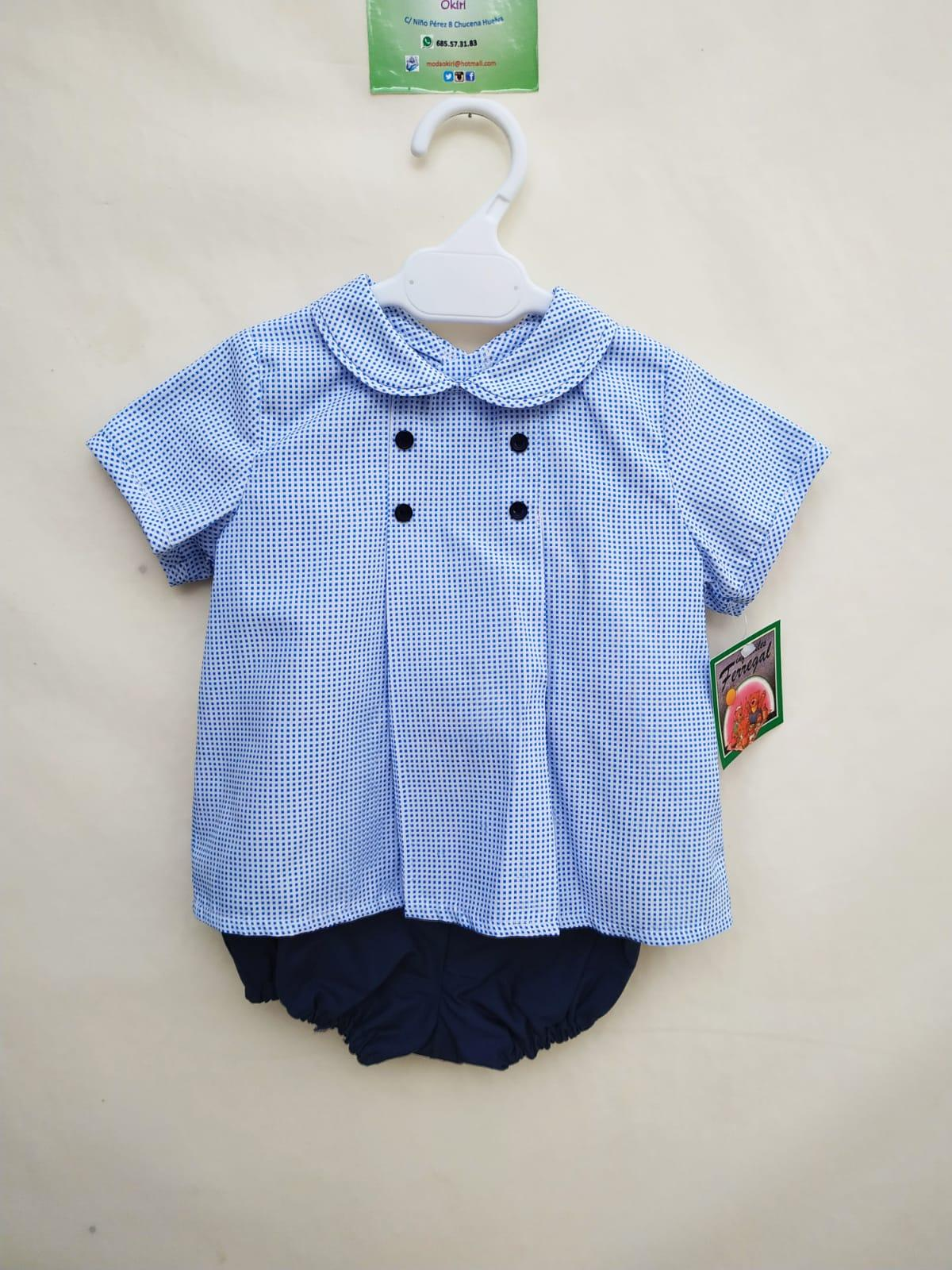 Conjunto camisa