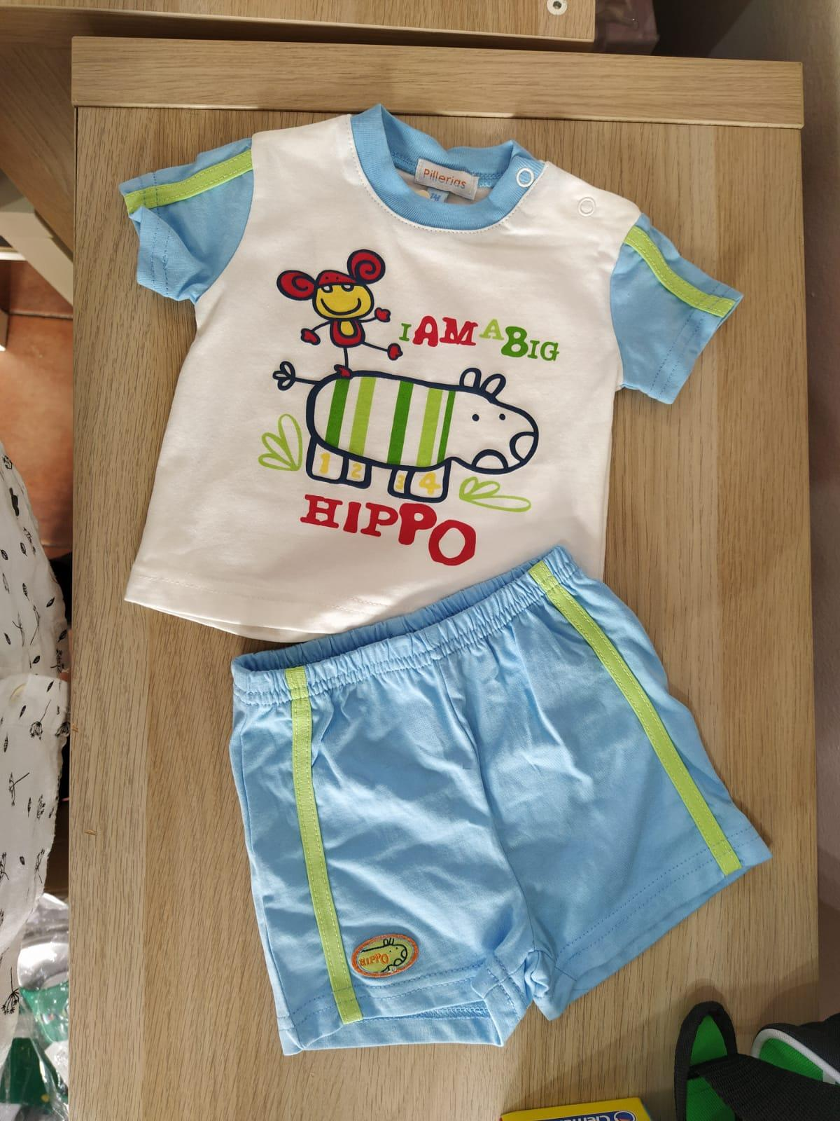 Conjunto hipopótamo