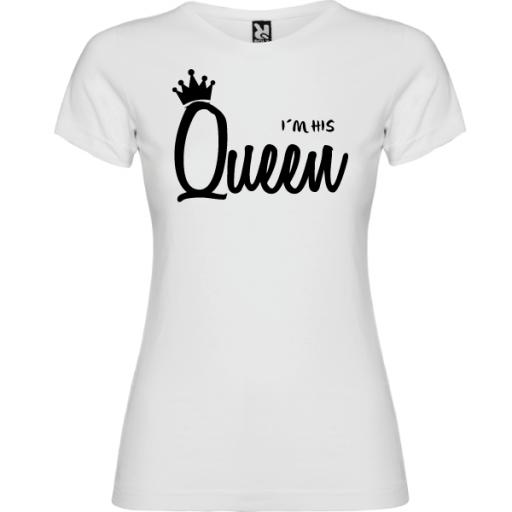 Camiseta I´m His Queen [1]