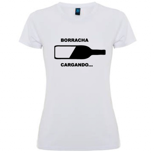 Camiseta Borracha cargando [1]