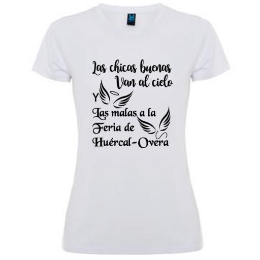Camiseta Chicas malas [1]