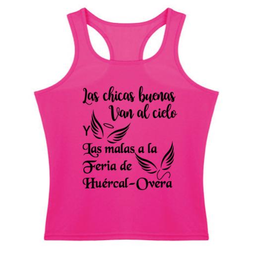 Camiseta Tirantes Chicas buenas
