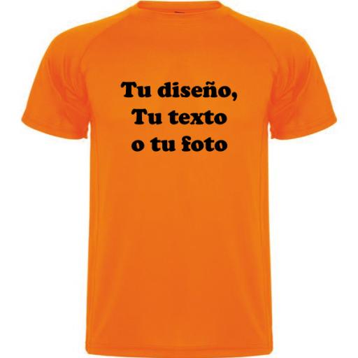 Camiseta Personalizable [2]