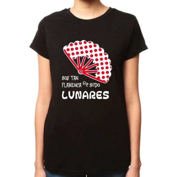 Camiseta Sudo lunares