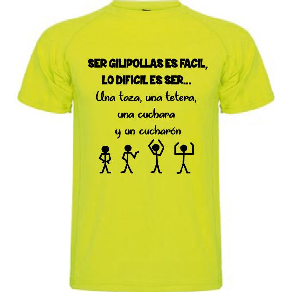 Camiseta Taza tetera