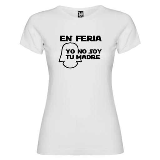 Camiseta Yo no soy tu madre [1]