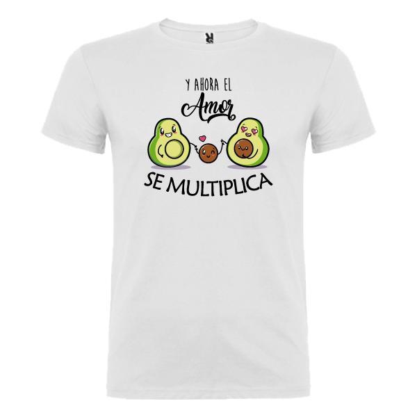 Camiseta El Amor Se Multiplica (Unisex)