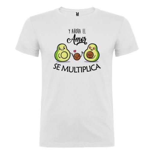 Camiseta El Amor Se Multiplica (Unisex) [0]