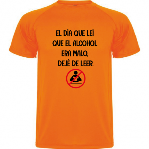 Camiseta Deje de leer [2]