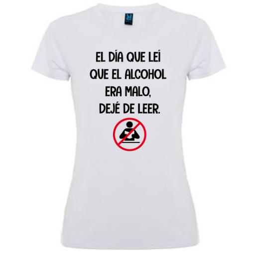 Camiseta Deje de leer [0]