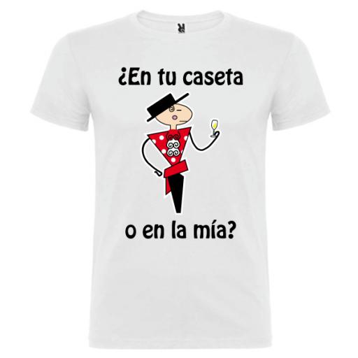 Camiseta En tu caseta [2]