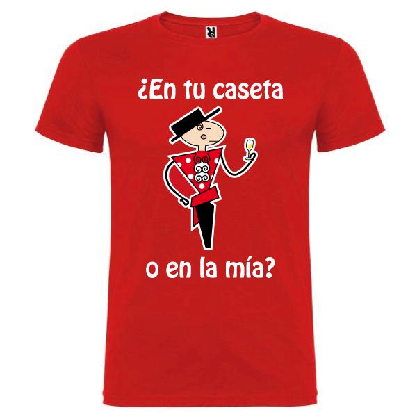 Camiseta En tu caseta