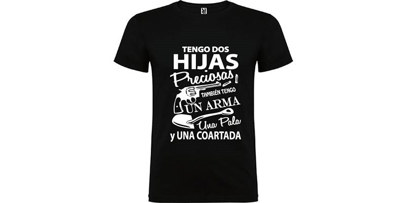 Camiseta Hijas Preciosas