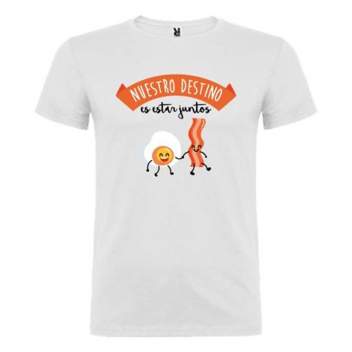 Camiseta Destino Estar Siempre Juntos (Hombre)