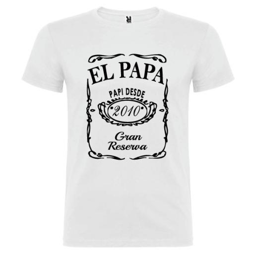 Camiseta El Papa [2]