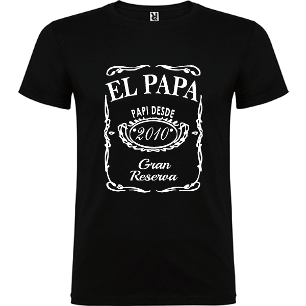 Camiseta El Papa