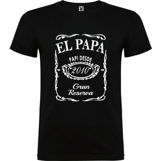 Camiseta El Papa [0]