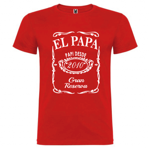 Camiseta El Papa [1]