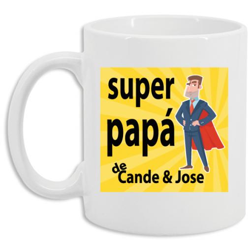 Taza Súper Papa