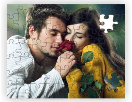 Puzzle A4 Imán