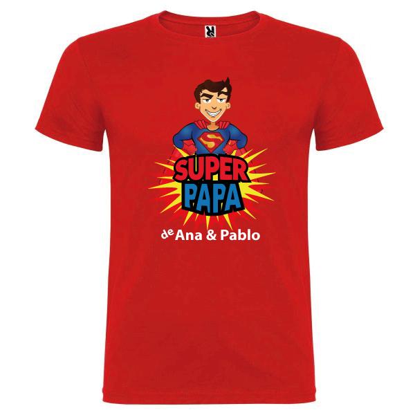 Camiseta Súper Papa de