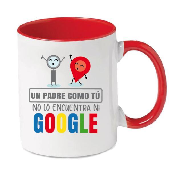 Taza Un Padre Como Tú Google