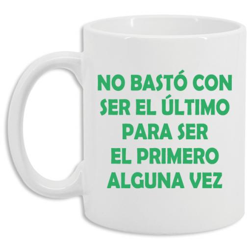 Taza No Bastó