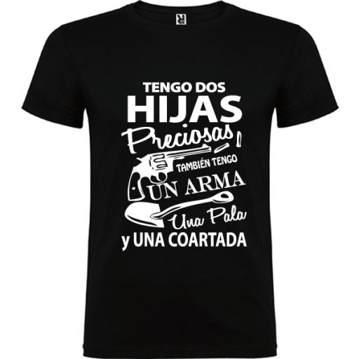 Camiseta Hijas Preciosas [3]