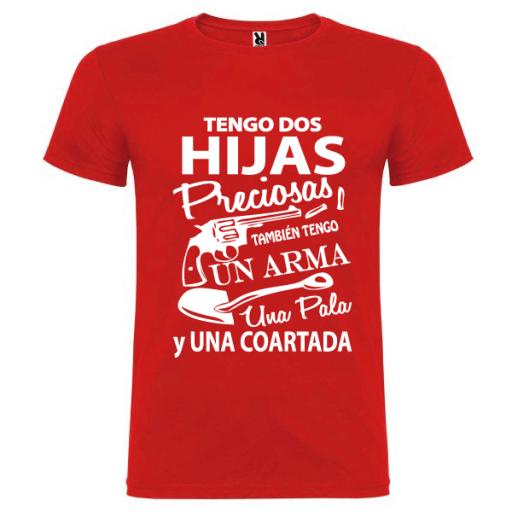 Camiseta Hijas Preciosas [2]